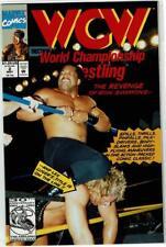 WCW - WORLD CHAMPIONSHIP WRESTLING # 2 - Near Mint - Ron Simmons