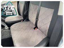 VOLKSWAGEN MULTIVAN T4  SEAT COVERS ECO LEATHER+ALCANTARA 9 SEATER