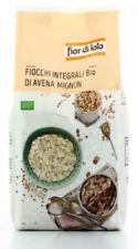 Fior di loto Fiocchi integrali bio di Avena Mignon 500g