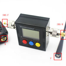 SURECOM SW-102 (With Two Connector) 100-520 Mhz Digital VHF/UHF Power& SWR Meter