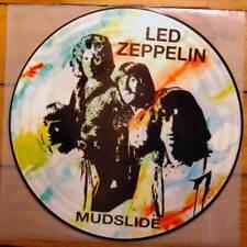 "Led Zeppelin ""Mudslide"" Vinyl LP Picture Disc BRR-004"