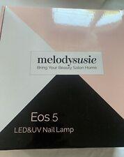 Melody Susie LED & UV Nail Lamp Eos 5 NIB, Free Shipping!!!