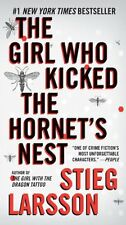 The Girl Who Kicked the Hornets Nest (Millennium Series) by Stieg Larsson