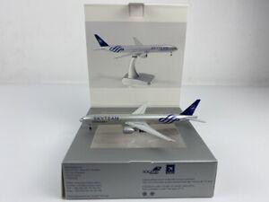 Hogan Wings 1/500 Airfrance Boeing 777-300ER,Skyteam,F-GZNE,Desktop Model 9031