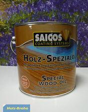 19,19€/L Saicos Holz-Spezialöl Akazie Öl Akazienöl, Zeder Zedernöl Holzfliesen