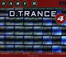 D. Trance 4 (1996) Nostrum, DJ Energy, Nexxus, Microworld, Station 27.. [3 CD]