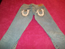 Womens True Religion Jeans 23 Painted Flap Pocket 23