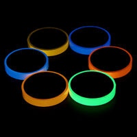 Selbstklebendes abnehmbares Leuchtband Fluoreszierende dunkle zuige NachBPAXUI