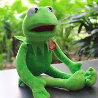 "Kermit Sesame Street Kermit the Frog Toy plush 18"" Stuffed Xmas Kds Gift"