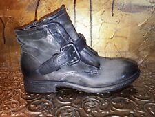 AirStep A.S.98 NEU 542860 Damen Leder Boots Stiefeletten anthrazit EUR 39 UK 5
