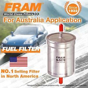 Fram Fuel Filter for Audi A3 8L A4 B6 B7 S3 S4 TT 8N V6 1.6 1.8 3.2L Refer Z584