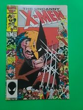 The Uncanny XMEN 211 (Nov 1986 Marvel Key Appearance Marauders CGC Wolverine)