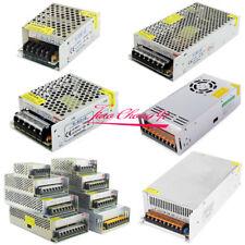 110V/220VAC TO DC5V 12V 24V Switch Power Supply Driver Adapter LED Strip Light A