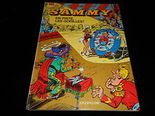 Berck / Cauvin : Sammy 19 : En piste, les gorilles EO Dupuis 1985