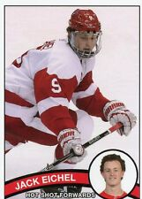 2014 HOT SHOT FORWARDS JACK EICHEL ROOKIE CARD