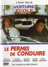 LE PERMIS DE CONDUIRE + LES MURS ONT DES OREILLES : LOUIS VELLE, JEAN GIRAULT