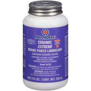 Permatex For Ceramic Extreme Brake Parts Lubricant -50F to 3000F 8 fl. oz. 24125
