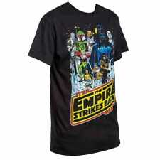 Star Wars The Empire Strikes Back Movie Poster Tee Shirt LG Vintage Classic New