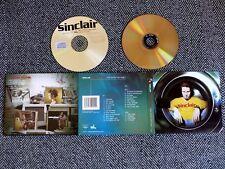 SINCLAIR - Que justice soit faite - spéciale édition - CD / DVD
