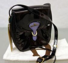 Designer-Handtaschen Damentaschen aus Lackleder mit verstellbaren Trageriemen