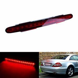 Pour Mercedes-Benz  SL R230 2001-2012 Troisième LED Feux Arrière Freinage Lampe