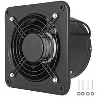Ventilation Extractor Exhaust Fan Blower 8''/200mm WC 1080m3/h Window Plate Fan