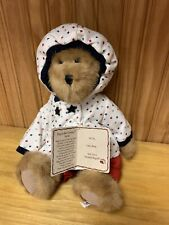 Boyds Bear Lisa Anne #919606 Retired American Patriotic Very Rare B2B Exclusive