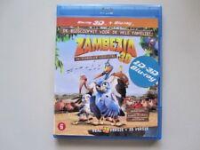 ZAMBEZIA - DE VERBORGEN VOGELSTAD - 3D   -  BLU-RAY  - 2D+3D