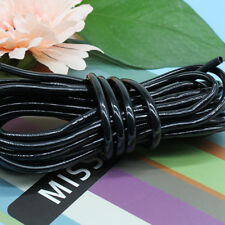 5M Rubber Hose Tube Beading Thread Cord Bracelet String For Jewelry Making 4*3mm