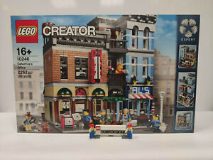 Lego® Creator Expert 10246 Detektivbüro Detectives Office - Neu - OVP