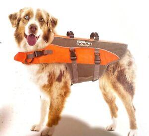 Outward Hound Dog Life Jacket Orange MEDIUM 30-55 lbs OR BEST OFFER