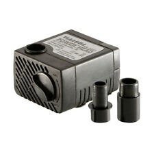 80 GPH Adjustible Aquarium Submersible Water Pump Fountain Powerhead Hydroponics
