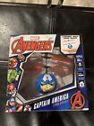 Marvel Avengers Captain America Flying UFO Ball