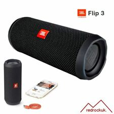 JBL Flip 3 Portable Wireless Bluetooth Splashproof Micro USB Stereo Speaker