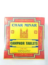 Pure  LARGE 64 Camphor Tablets POOJA CAMPHOR RELIGIOUS USE ONLY