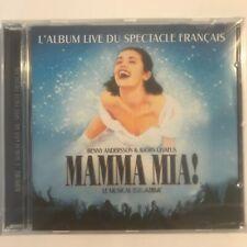 Mamma Mia l'album live du spectacle Français cd 27 titres neuf sous blister