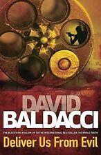 Deliver Us from Evil by David Baldacci Large Paperback