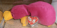 ULTRA RARE Authenticated 2nd gen Raspberry Patti Beanie Baby