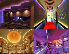 5m LED Humor Iluminación Retroiluminación CAMBIA DE COLOR RGB Guirnalda 300 5050
