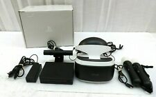 Sony PlayStation CUH-ZVR2 VR Headset Bundle 2 Motion Controllers/Camera