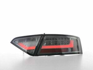 AUDI A5 8T COUPE/SPORTBACK SMOKED LED LIGHTBAR REAR TAIL LIGHTS LAMPS 2007-2011
