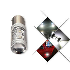 One 1156 BA15S P21W CREE Osram 50W LED Auto Car Reverse Light Lamp Bulb White