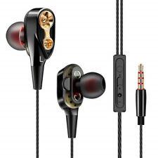 QKZ CK8 Hi-Res Audio In-Ear-Kopfhörer / Ohrhörer - Extra Bass - Double Driver