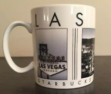 Starbucks Las Vegas City Scenes Series Mug Cup
