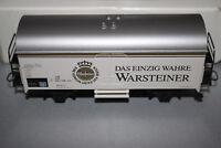 Märklin 4417 2-Achser Bierwagen Warsteiner Spur H0 OVP