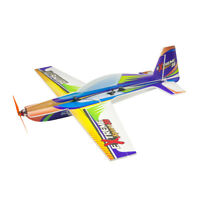 3D Flying Foam RC Airplane Xtreme Sports Model 710mm Wingspan Kit Hobby Toy