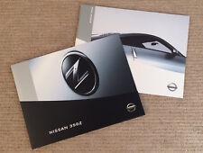 Nissan 350Z Coupe Prestige Brochure in Folder - 2004