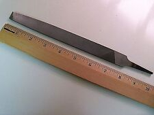 "Nicholson 8""  Flat Smooth Cut File   03632       USA MADE!!   New Old Stock"