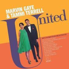 MARVIN GAYE & TAMMI TERRELL United NEW & SEALED MOTOWN SOUL  180 gram LP VINYL