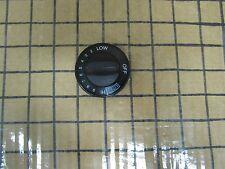 Kenmore Range Surface Burner Knob, Black WB3K51 WB03K0050 **30 DAY WARRANTY